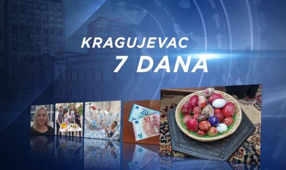 InfoKG 7 dana: Pomozimo Saneli, u toku prijavljivanje za 30€, lekari sačuvali Draganu život, Uskrs…