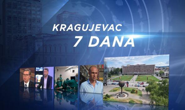 InfoKG 7 dana: Vučić: Još 20 € građanima, Urošević o državnim ulaganjima, opštinari nezadovoljni platama…