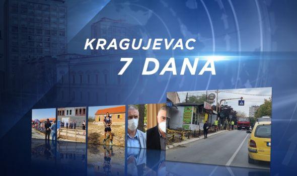 InfoKG 7 dana: Vašarska atmosfera, nove funkcije za Sazdanovića i Milisavljevića, raskopani trotoari…