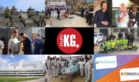 """InfoKG 7 dana: Samoubistvo, garaža, Mali, Fiat i Pežo, Klinički centar, """"Komšija"""" i """"Tehnopromet"""", SG..."""