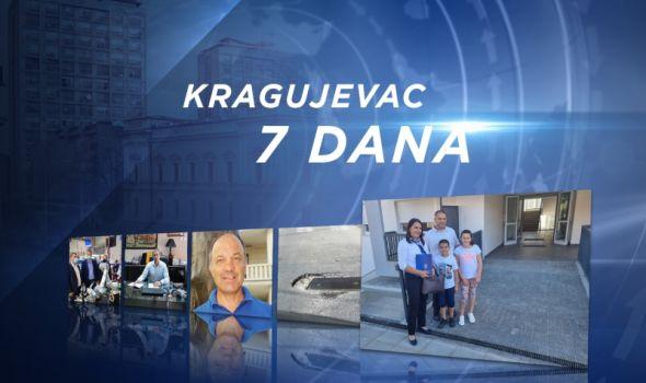 """InfoKG 7 dana: Uraković direktor SPD """"Radnički"""", otpušten 21 radnik, useljenje na Deninom brdu, rupe na Instagramu…"""