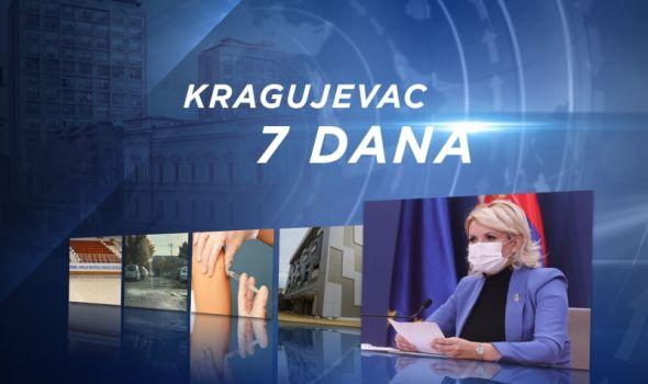 InfoKG 7 dana: Dirljiva poruka u Novom Pazaru, i dalje se čeka na vakcinu, uskoro otvaranje parking garaže, nove mere...