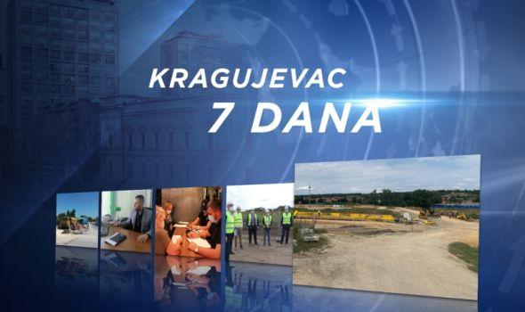 InfoKG 7 dana: Smena direktora na Šumadija sajmu, Dašić najavio 300 novih radnih mesta, izgradnja novog zatvora...