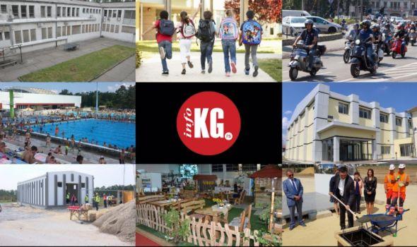 InfoKG 7 dana: Zatvor, prvaci, svastika, trafostanica, Sajam poljoprivrede, Nikolić…