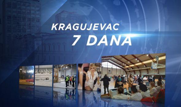 InfoKG 7 dana: Okupljanje studenata, udarne rupe po celom gradu, nova radna mesta, masovna imunizacija…