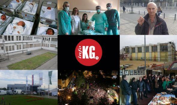 """InfoKG 7 dana: Bebe, Zlativoje, """"Fiat"""", zatvor, jeftini stanovi, Donatorski doručak, koncert…"""