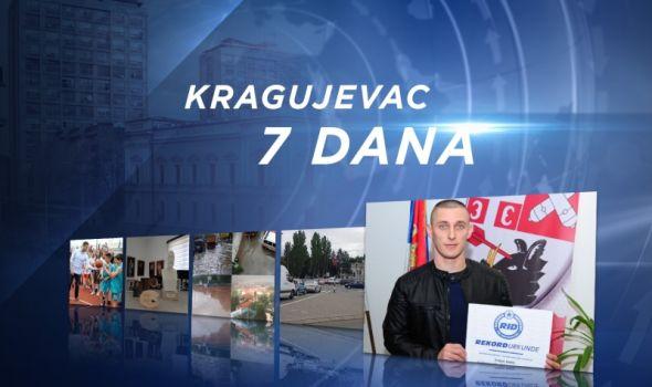 InfoKG 7 dana: Izborne liste, litija, Udovičić, kuća Đure Jakšića, nevreme, Lepenički bulevar, ginisovac...