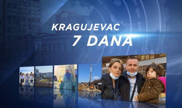 InfoKG 7 dana: Pomozimo Gavrilu, posao u Slovačkoj, nove metode u UKC, Željana u Jordanu…
