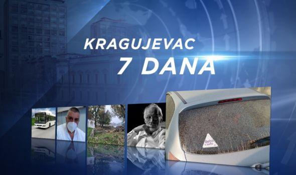 """InfoKG 7 dana: Vučić odlikovao Milisavljevića, preminuo Mirko Babić, """"Vazduh u Kragujevcu zagađen kao u Nju Delhiju""""…"""