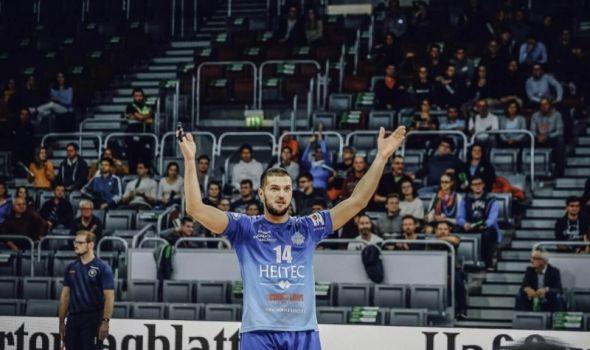 Irfan Hamzagić: Daću svoj maksimum u dresu Radničkog