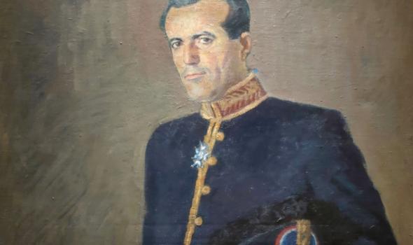 "Izložba ""Izbor dela iz Legata Miodraga Markovića Narodnog muzeja u Požarevcu"""