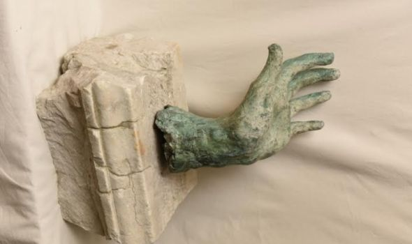 Izložba skulptura nagrađanih studenata Fakulteta likovnih umetnosti