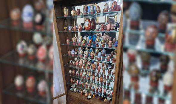 Kragujevac jedini u Srbiji ima jedinstvenu kolekciju uskršnjih jaja (FOTO)