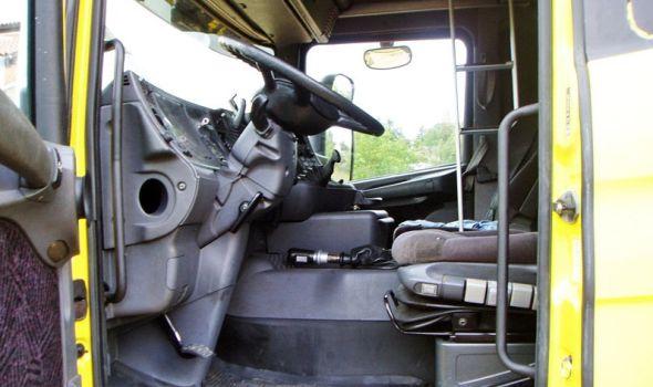 Kragujevčanin na parkingu obio kamion Makedoncu, ukrao novac i mobilne telefone