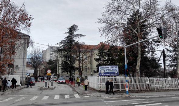 U Kragujevcu se leče dva pacijenta od korona virusa