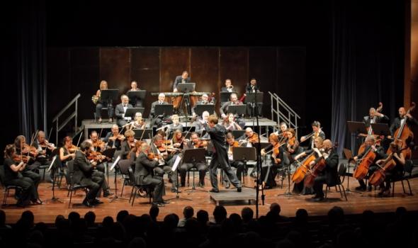 Kiparski simfonijski orkestar na OKTOH-u