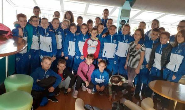 Karatistima Juniora 10 medalja u Smederevu