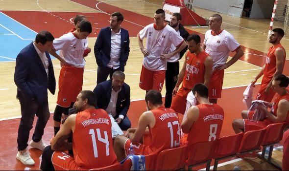 Košarkaši Radničkog eliminisani na startu takmičenja u Kupu Srbije