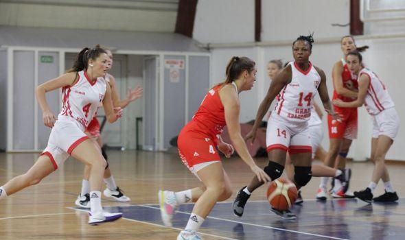 Košarkašice Radničkog protiv šabačke Duge za beg iz opasne zone