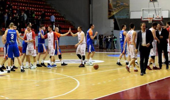 """Košarkaši """"Radničkog"""" pobedili """"Zlatibor"""" (VIDEO)"""