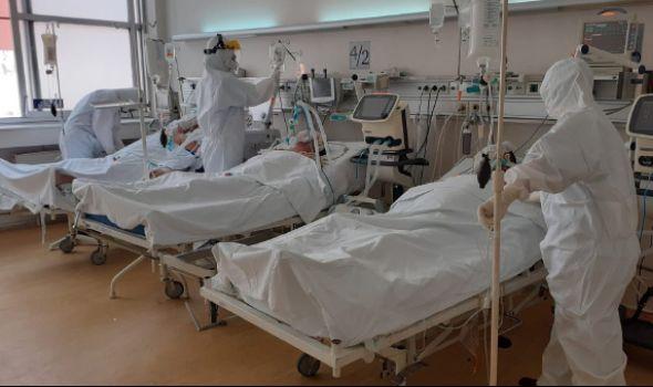 KC Kragujevac zaposlio 245 medicinskih radnika koju su volontirali u korona klinikama