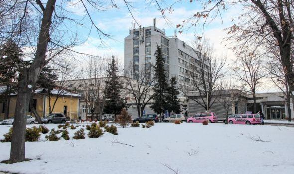 Dvojica obolela od COVID 19 iz čačanske bolnice hitno prebačena u Klinički centar Kragujevac