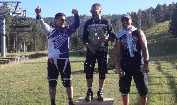 Klub ekstremnih sportova Kragujevac trijumfovao na Zlatiboru
