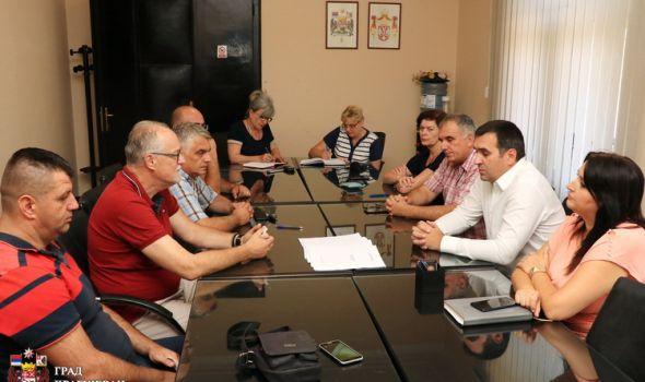"""Kolektivni ugovor za zaposlene u """"Vodovodu"""" prvi korak ka poboljšanju materijalnog statusa"""