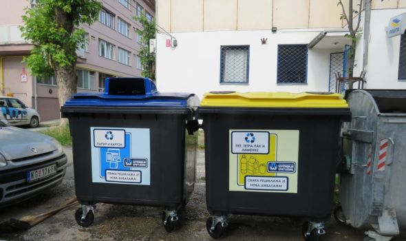 Svaka ambalaža je nova reciklaža: Plastični kontejneri na 60 lokacija