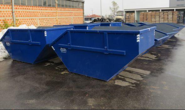 """""""Šumadija"""" kupila 15 kontejnera za odlaganje kabastog otpada, iznajmljivanje 2.310 dinara dnevno"""