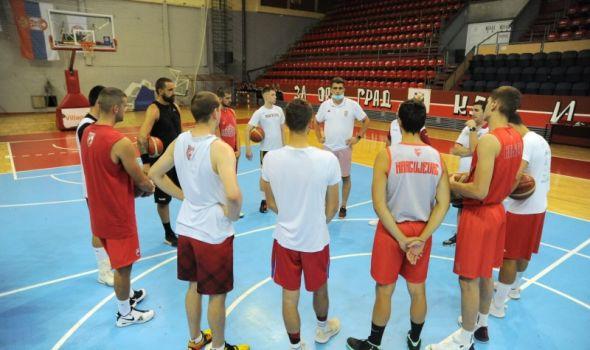Košarkaši Radničkog počeli pripreme za KLS
