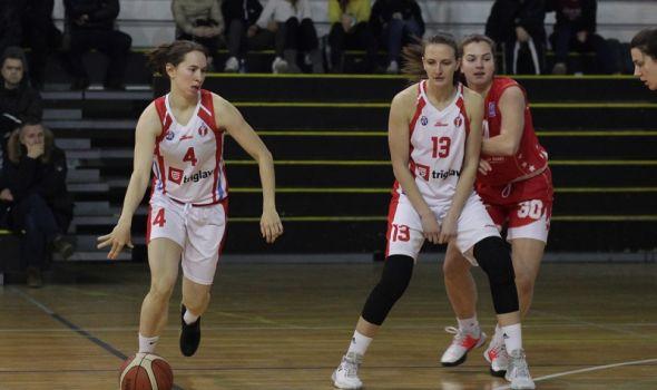 Košarkašice Radničkog otvorile sezonu porazom