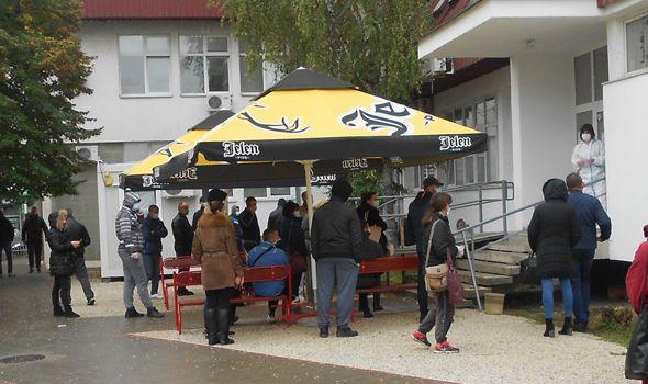 U KOVID ambulanti oko 600 pregleda dnevno, produženo radno vreme do PONOĆI