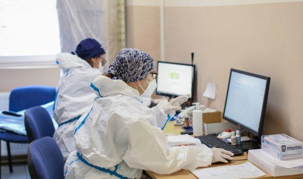 Stigli rezultati testiranih na COVID 19 za 658 pacijenata