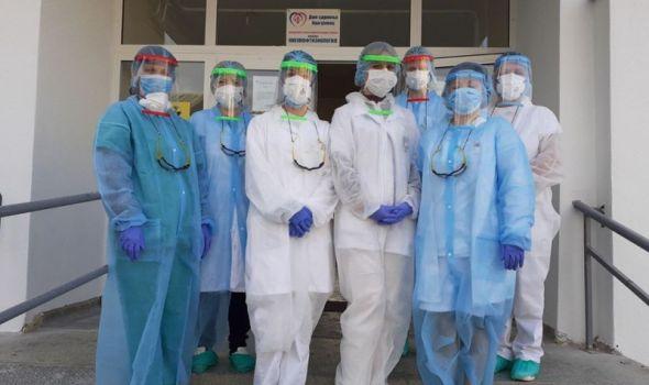 Dom zdravlja čeka saglasnost Ministarstva za dodatno angažovanje medicinskih radnika