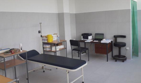 U izolacionoj kovid jedinici pri Zastavinoj ambulanti manje pacijenata nego prošle nedelje