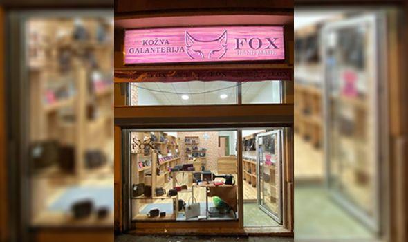 Kožna galanterija FOX od sada i u Kragujevcu (FOTO)