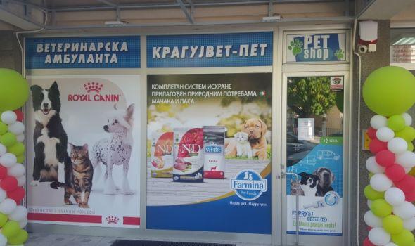 KRAGUJ VET PET: Nova veterinarska ambulanta u Kragujevcu, sve za kućne ljubimce na jednom mestu (FOTO)