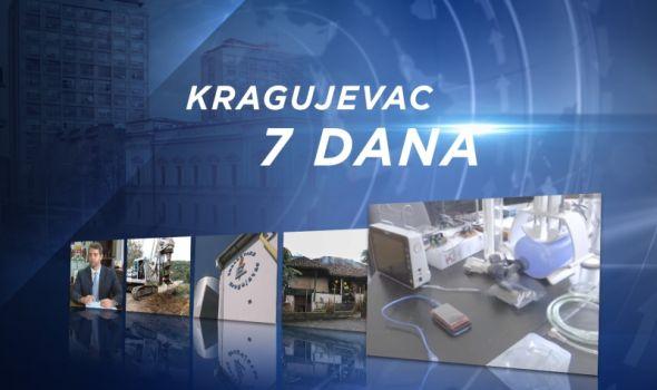 InfoKG 7 dana: Gradonačelnik prima građane, Energetika bi da poveća cenu grejanja, gorela kuća dr Ilije Kolovića…