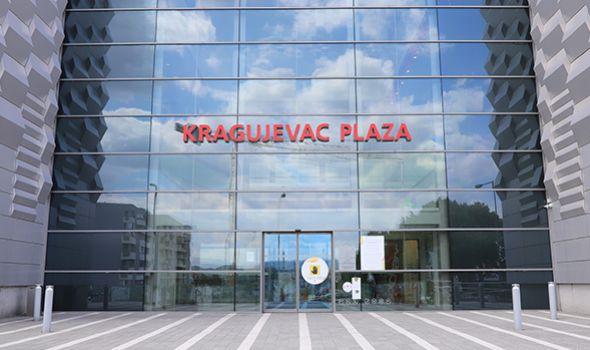 """Lokali u Šoping centru """"Kragujevac Plaza"""" i dalje pod punom rentom"""