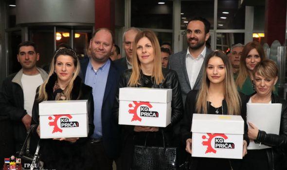 """Proglašena izborna lista """"Kragujevačka priča i Tolerancija – Boris Kovačević Šuma"""""""