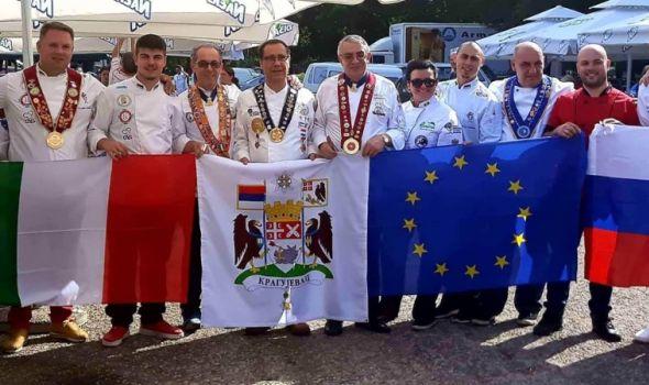 Kragujevačkim kulinarima 13 medalja u Nišu (FOTO)