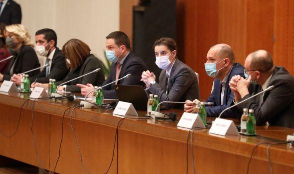 Krizni štab: Od 20. decembra za ulazak u Srbiju obavezan negativan PCR test ili kućna izolacija