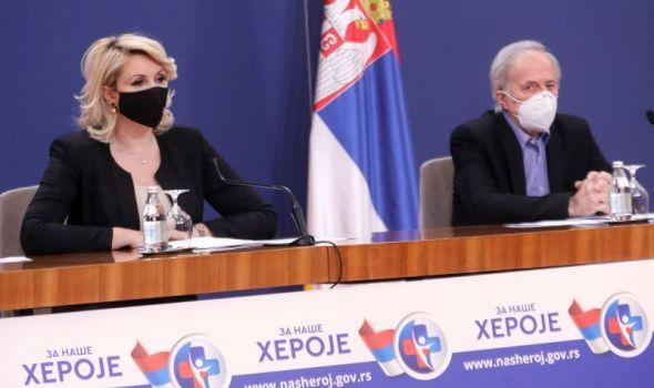 Nova sednica Kriznog štaba, da li će biti promene protivepidemijskih mera?