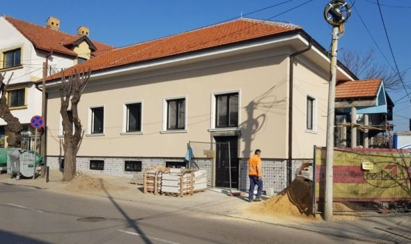 """Pri kraju radovi na izgradnji replike kuće Đure Jakšića, """"OTVARANJE U MARTU"""""""