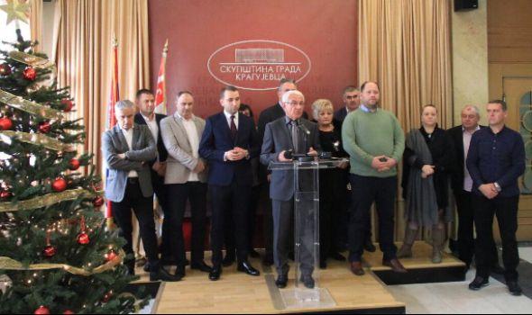 Opozicija jedinstvena: Budžet katastrofalan, Nikolić svojom nesposobnošću pretvorio Kragujevac u konzervu