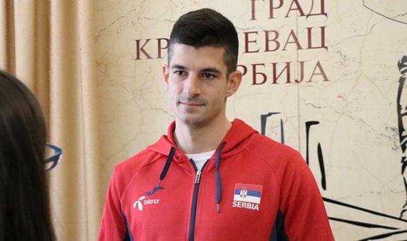 Anić prvak Srbije u skoku u dalj
