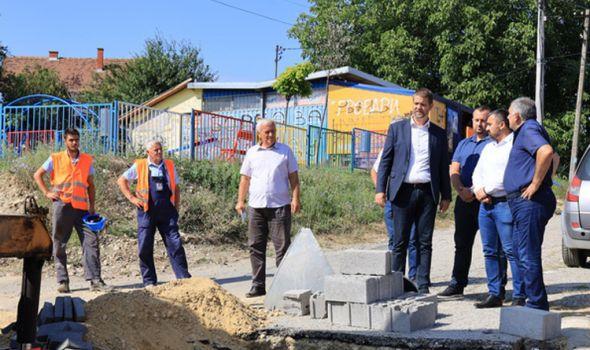 Meštani Lekine bare konačno dobijaju novu vodovodnu mrežu od 43 miliona