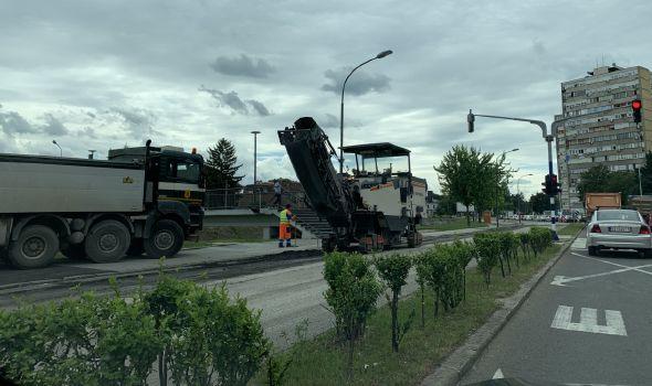 PZP Kragujevac: Lepenički bulevar najkasnije od utorka otvoren za saobraćaj