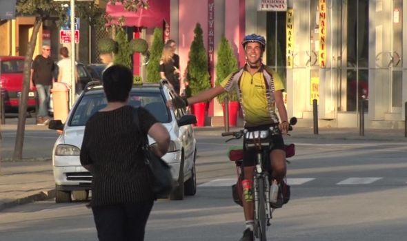 Humanost ne poznaje granice: Biciklom do Portugala za operaciju male Milice